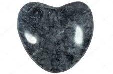 calcified heart