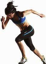 running race tricks female runner