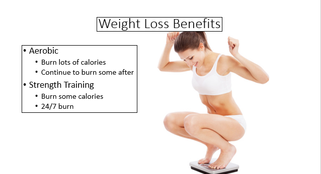 cardio and strength training