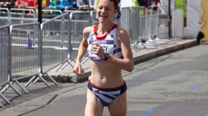 pain from running