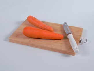 carrots are high in vitamin A